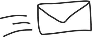 Explication concernant l'envoi d'une lettre en ligne