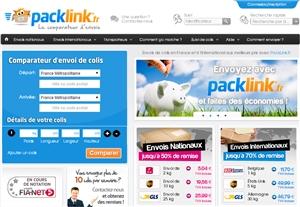 Présentation du comparateur d'envoi Packlink.