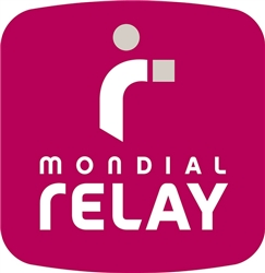 Mondial Relay en 4 étapes