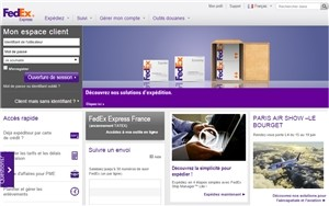 global returns pr sentation du service de fedex. Black Bedroom Furniture Sets. Home Design Ideas